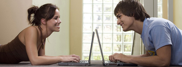 знакомство и отношения в интернете