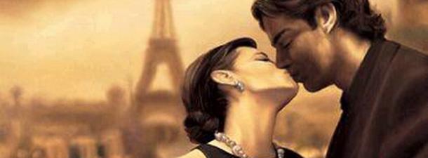 Как целует влюбленный мужчина