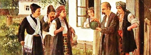 Украинские блюда национальной кухни рецепты с фото простые