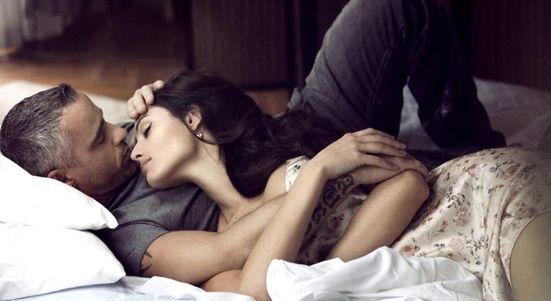 Первая ночь секса