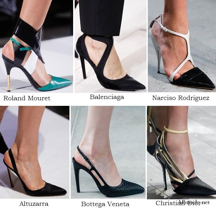 dc227f804 Модная женская обувь весной и летом 2014 года