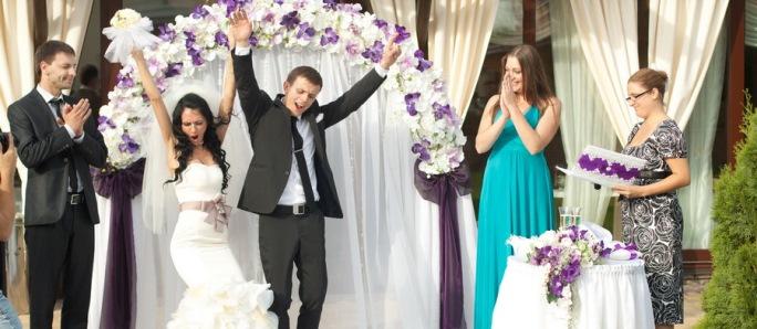 Молодожены свадьба фото