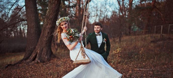 Стилистические особенности свадьбы в стиле rustic