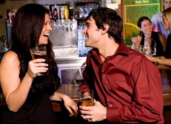 где бар для знакомств