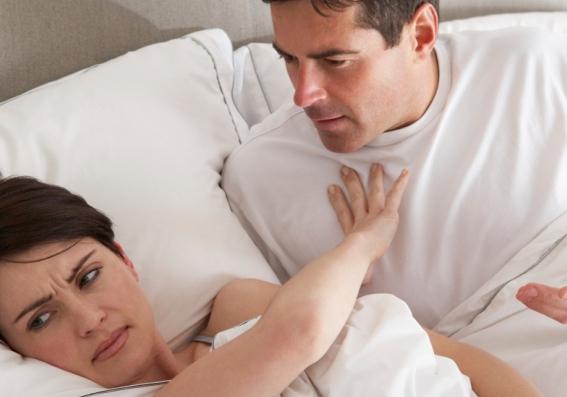 Как перестать стесняться во время секса