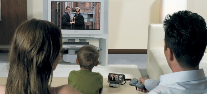 Зависимость от телевизора у мужчин