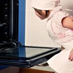 Встраиваемая бытовая техника на кухне