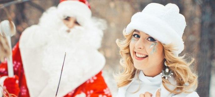 Как выбрать и заказать Деда Мороза на детский праздник