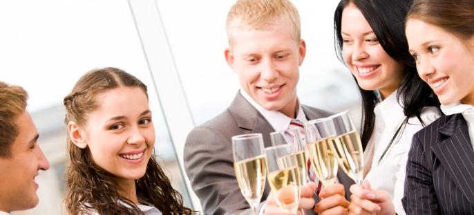 Как отдохнуть на корпоративной вечеринке