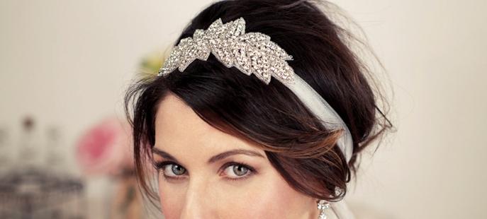 Чем заменить свадебную фату