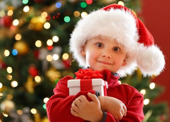 Необычные подарки для детей на Новый год