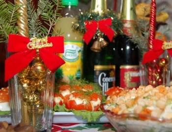 Блюда для новогоднего стола