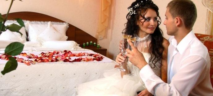 Как провести идеальную брачную ночь?