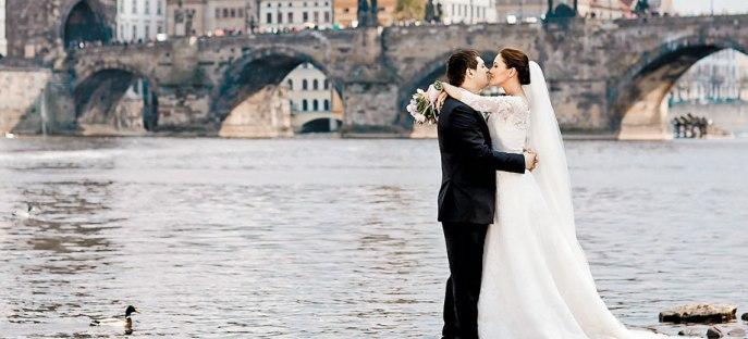 Незабываемая свадьба во Франции