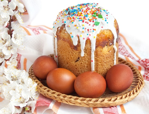 Великий православный праздник - Пасха