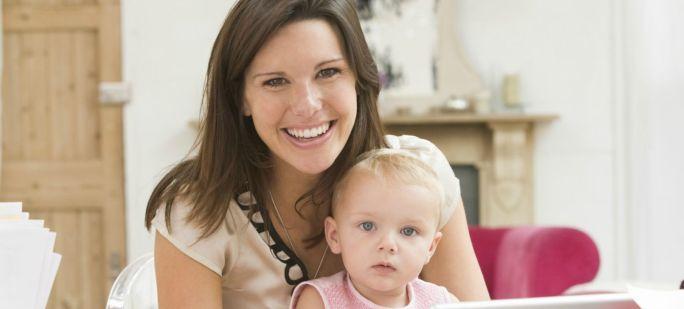 Дополнительный доход для молодой мамы