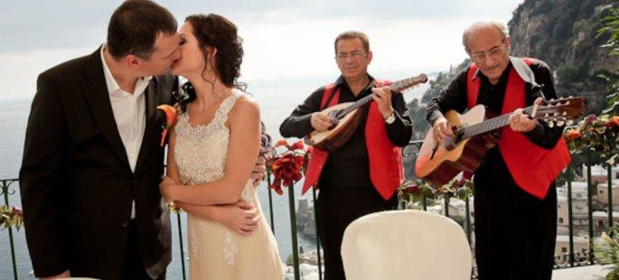 Волшебная свадьба в Италии