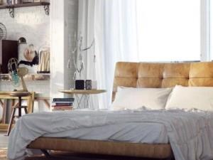 Как преобразить спальню без больших затрат