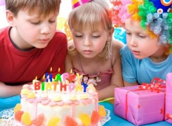 Интересные идеи для проведения детского праздника