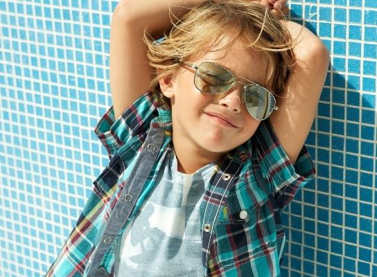 Коррекция зрения ребенка