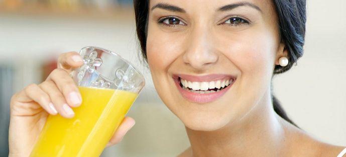 Почему полезно пить свежевыжатые соки каждый день